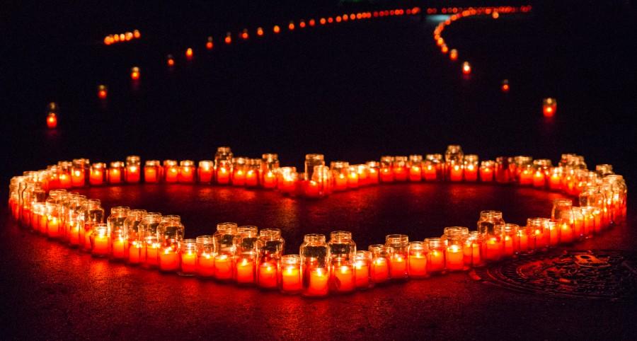 wereldlichtjesdag online wenskaarsje